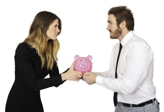 Hablar de dinero en pareja