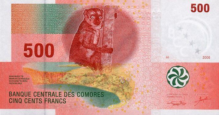 El franco de Tahití, de las más bonitas monedas del mundo