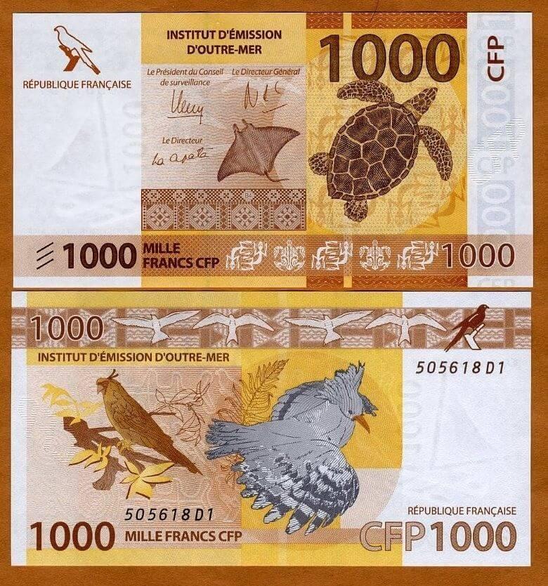 El franco Comorano, de las más bonitas monedas del mundo
