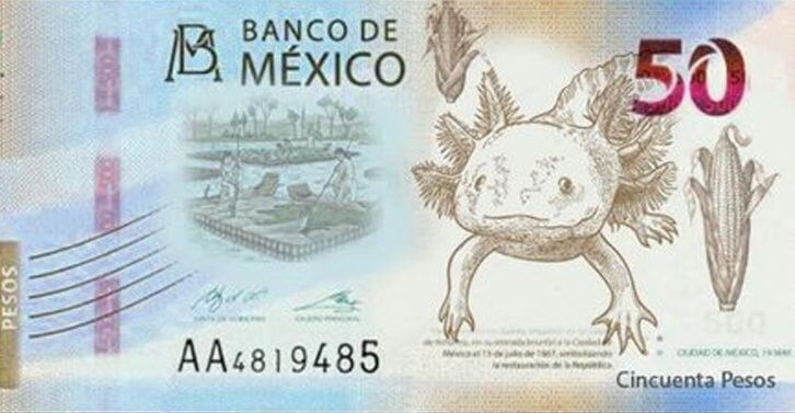 El peso mexicano, de las más bonitas monedas del mundo