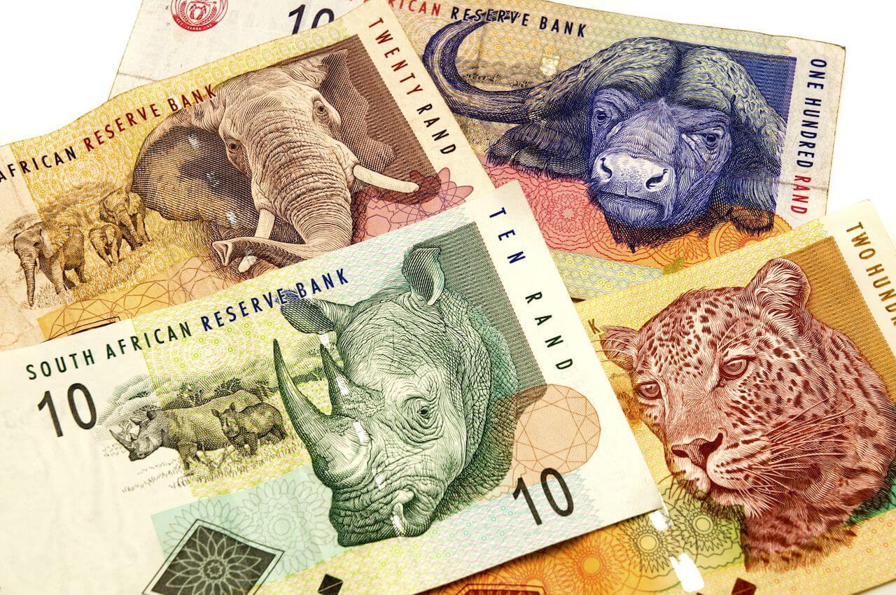 El rand de Sudáfrica, de las más bonitas monedas del mundo