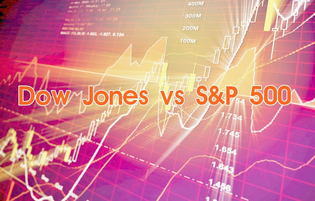 Dow Jones vs S&P 500 y las diferencias que existen